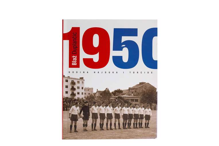 """Picture of Knjiga """"1950 godina Hajduka i Torcide"""""""
