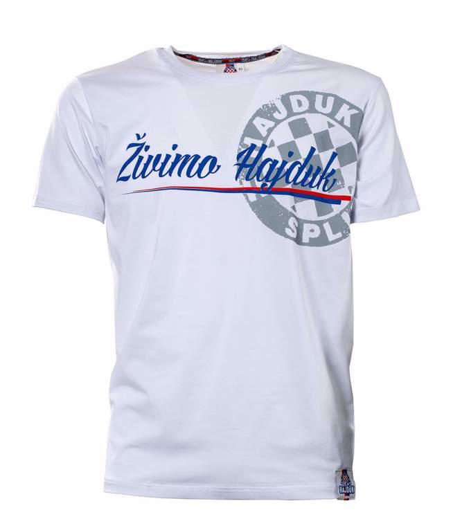 """Picture of Majica """"Živimo Hajduk"""" bijela"""