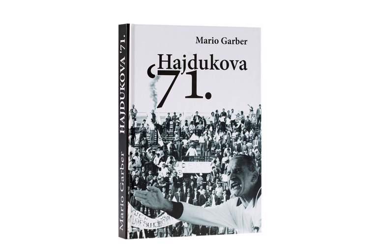 """Picture of Knjiga """"Hajdukova '71."""""""