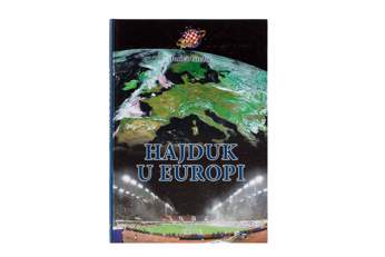 "Picture of Book ""Hajduk u Europi"""