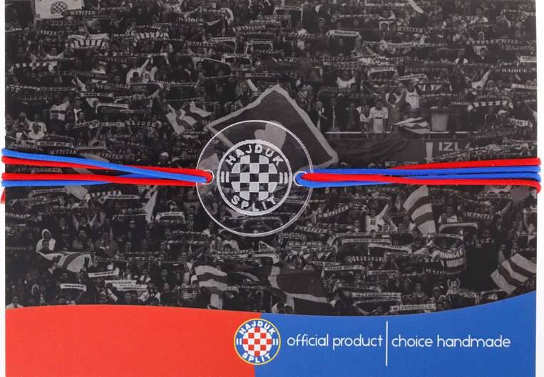 "Picture of Bracelet ""Hajduk"" crest"