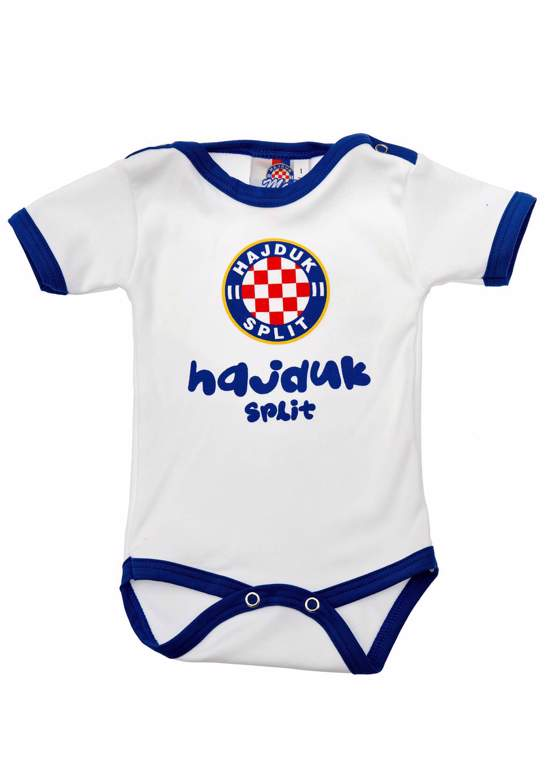 "Picture of Baby bodysuit ""Hajduk"" blue"