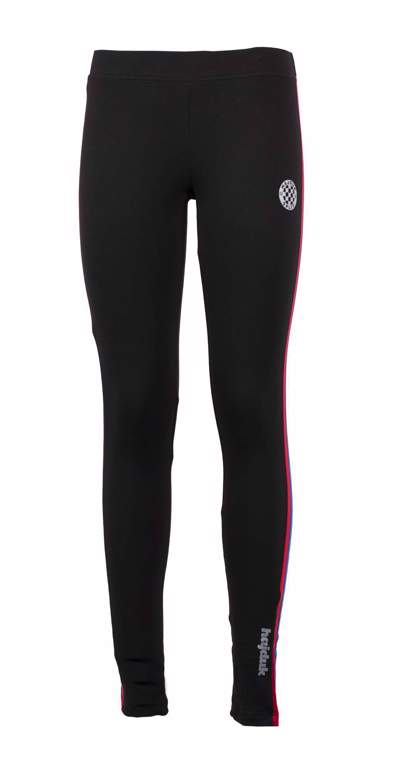 "Picture of Women's tights ""Hajduk"" red-blue insert"