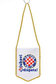 "Picture of Small car flag ""Iz jubavi"""