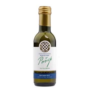 Picture of Pošip Premium wine 0.187L