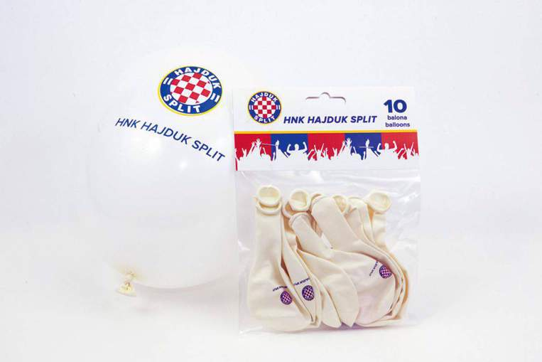 """Picture of Baloons """"Hajduk"""" 10/1"""