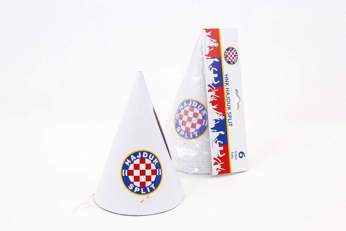 "Picture of Birthday cap ""Hajduk"" white 6/1"