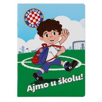 """Picture of Bilježnica """"Rico na igralištu"""" A5 kvadratići"""