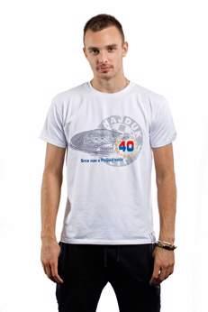 """Picture of Majica """"Srce nas u Poljud vuče"""" bijela"""