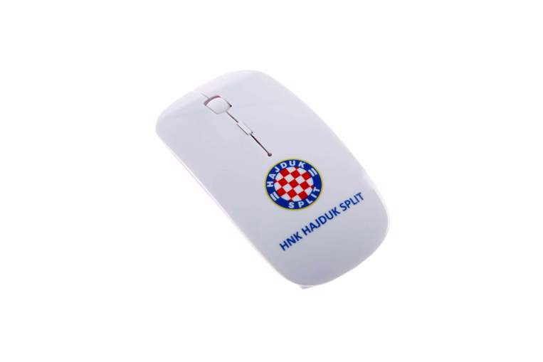 "Picture of Computer Mouse ""Hajduk"" white"