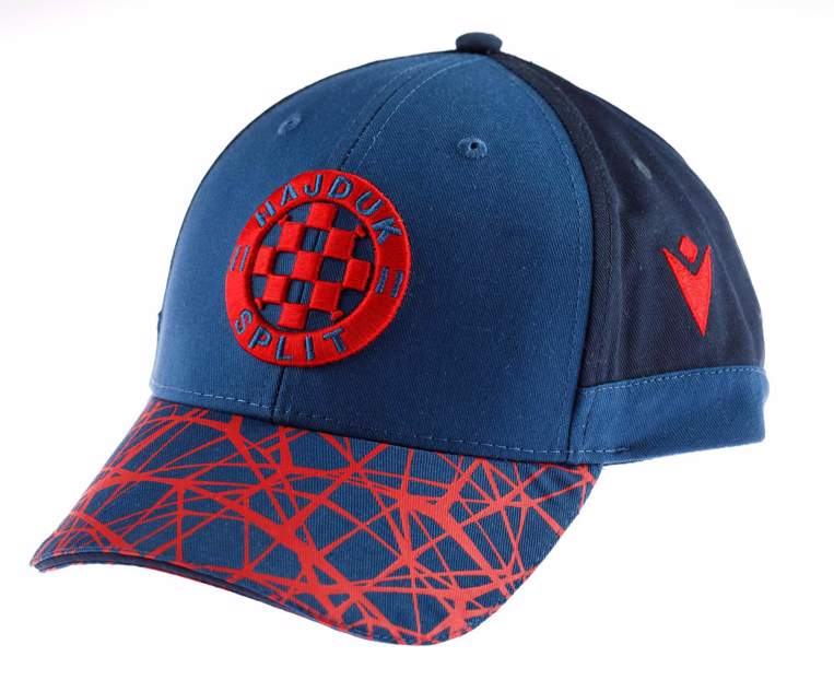 Picture of Baseball Cap navy blue-red, Macron 2019