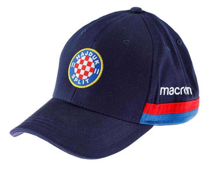 Picture of Baseball Cap, navy blue, Macron 2018