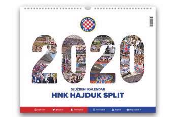 Picture of Kalendar HNK Hajduk 2020