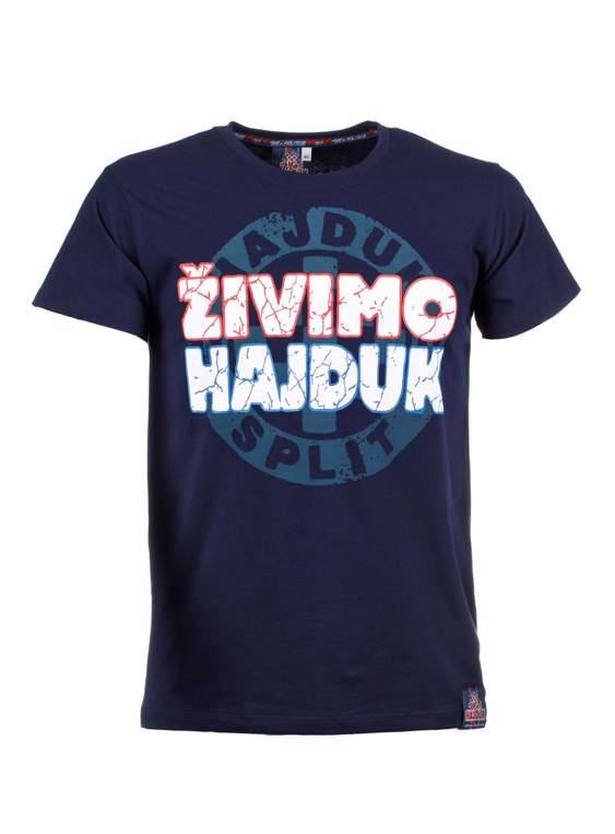 Picture of MAJICA MMH049 ŽIVIMO HAJDUK MODRA