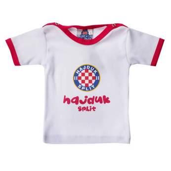 """Picture of Dječja majica (baby 1-4) """"Hajduk Split"""" pink"""