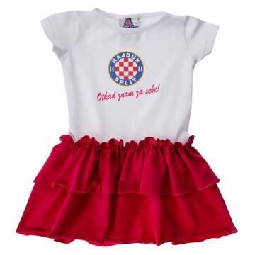 """Picture of Dječja haljina """"Otkad znam za sebe"""" pink"""