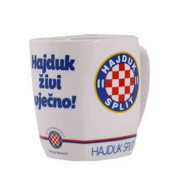 "Picture of Keramička šalica ""Hajduk"" kockasta"